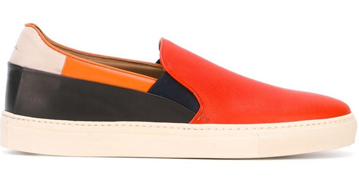 sale footlocker finishline Paul Smith colour-block sneakers 2014 sale online sale perfect BdmgvB1J