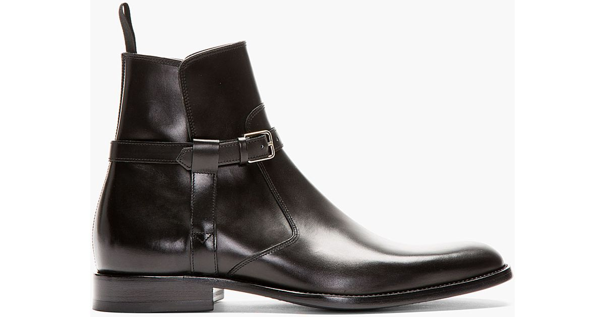Saint Laurent Harness Ankle Boots nicekicks cheap online clwuM9AaYe