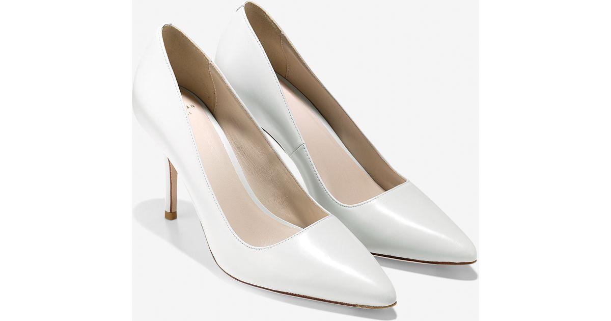 Retailers White Women Pump Shoes