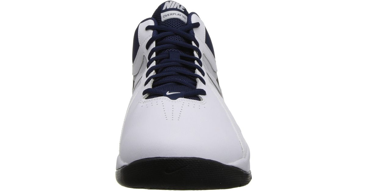 f9aa89e27155 Lyst - Nike The Overplay Viii in White for Men