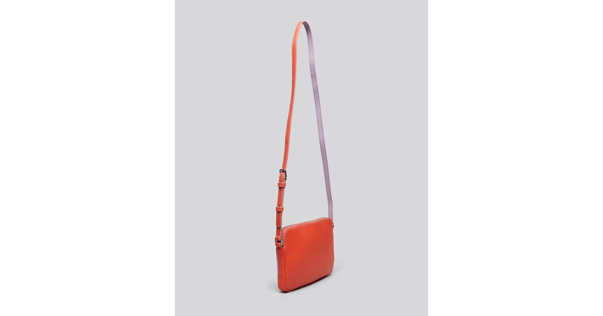 0be336fb3e2 Lyst - Marc By Marc Jacobs Crossbody - Sophisticato Dani in Red