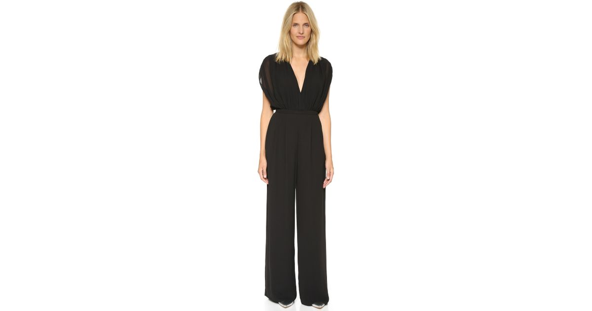 a3f6dbe418c Lyst - Camilla   Marc Unison Jumpsuit - Black in Black