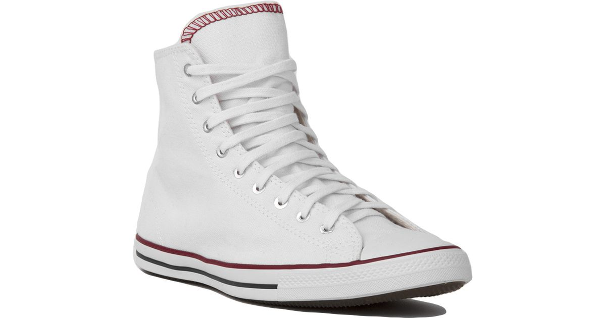 huge discount 8c467 95a0c Lyst Star All Sneakers Converse Taylor Chuck Hi Top Women s Fancy rwrPgZ