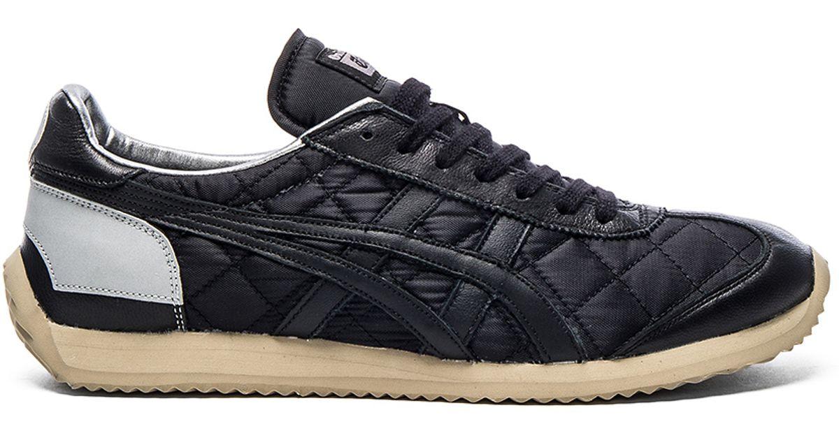 28cf92309318 Lyst - Onitsuka Tiger California 78 in Black for Men