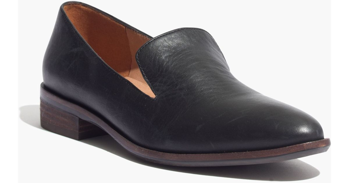 c1643a0d60e Lyst - Madewell The Orson Loafer in Black