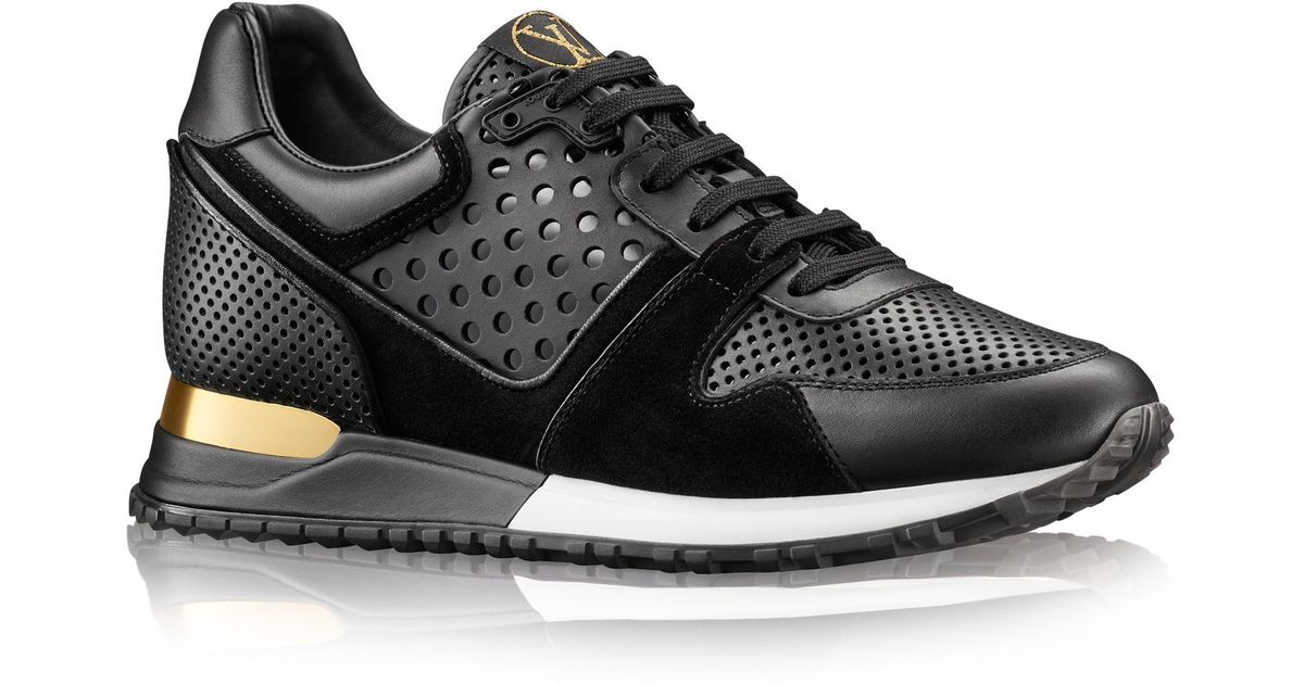 Louis Vuitton Run Away Sneakers Dames