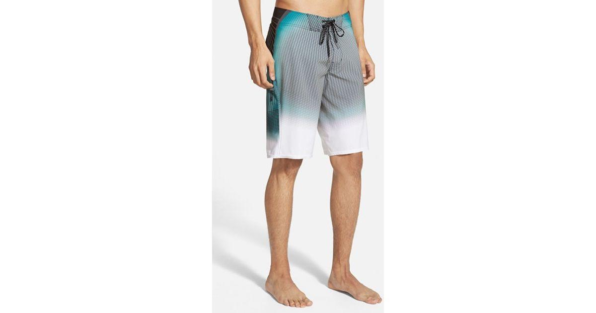 af570e9946 Lyst - Billabong 'fluid X' Board Shorts in Blue for Men