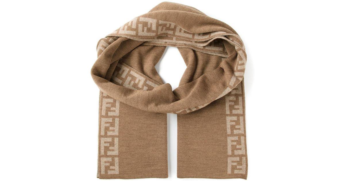 739e87d2e discount code for fendi monogram scarf mens e516c d7892