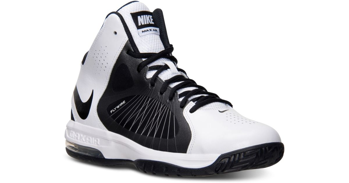 best service 8d2be fdd73 ... Lyst - Nike Mens Air Max Actualizer Ii Basketball Sneakers From Finish  Line in Black for ...