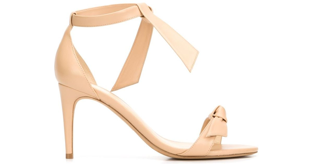 Clarita sandals - Nude & Neutrals Alexandre Birman hf6S7ODxH