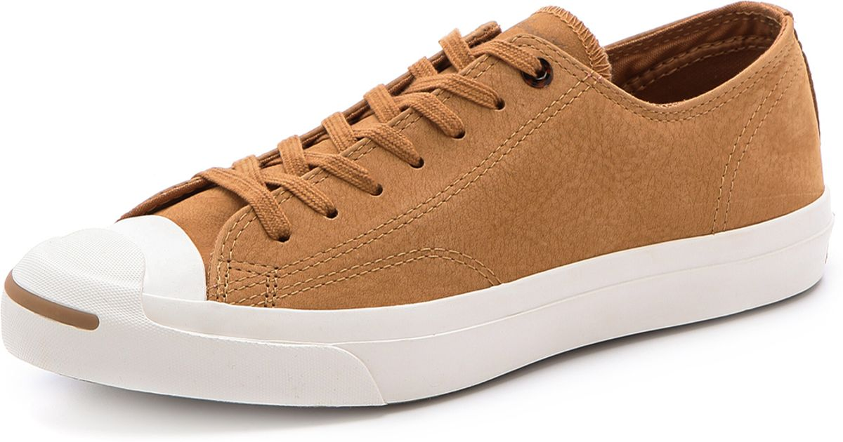 c3ddc8329913 Lyst - Converse Jack Purcell Jack Sneakers in Brown for Men