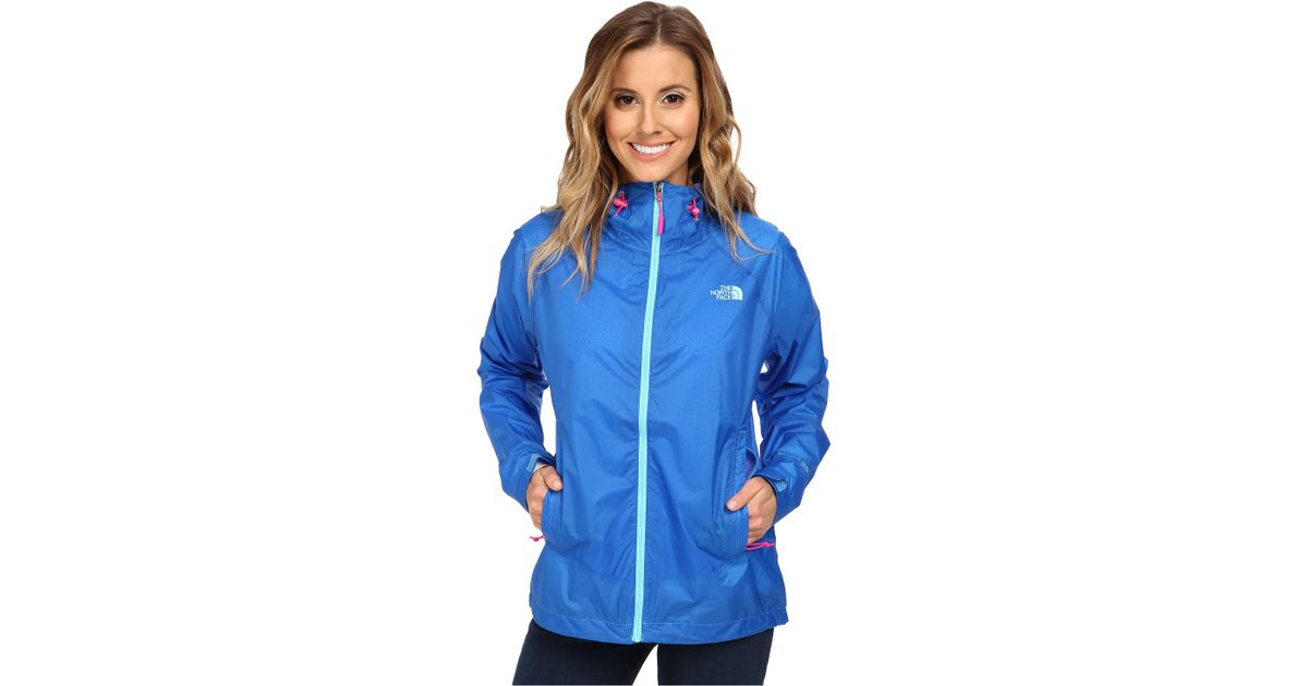 746d5db249 ... closeout lyst the north face cloud venture jacket in blue c4274 01b11