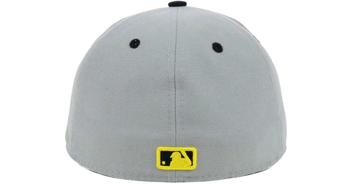 quality design 1cfb5 3797d Lyst - KTZ Chicago White Sox Mlb G-volt 59fifty Cap in Yellow for Men