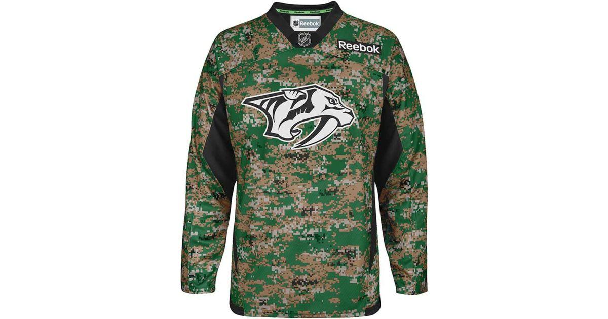 the best attitude 8b0b2 523f3 dallas stars military jersey