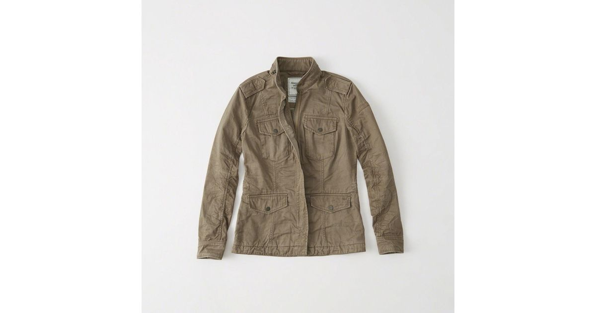 Abercrombie And Fitch Clothing Abercrombie And Fitch Hoodies Abercrombie And Fitch Jackets Abercrombie And Fitch Sweater: Abercrombie & Fitch Twill Shirt Jacket For Men