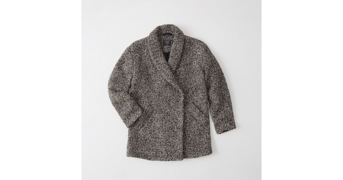 Abercrombie And Fitch Clothing Abercrombie And Fitch Hoodies Abercrombie And Fitch Jackets Abercrombie And Fitch Sweater: Abercrombie & Fitch Wool-blend Overcoat Exchange