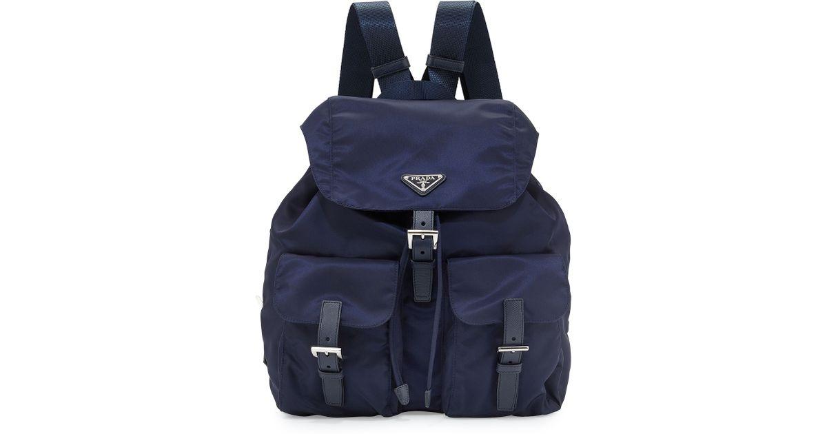 prada backpack replica