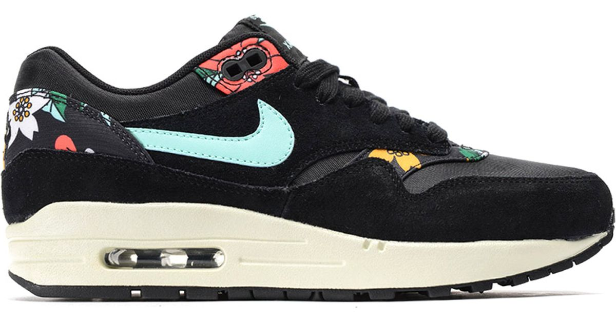 Lyst - Nike Wmns Air Max 1 Aloha Pack in Black a05b117c37