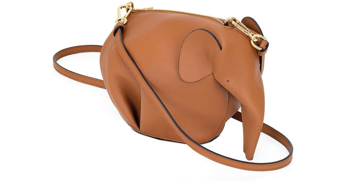 Elephant mini bag - Brown Loewe Great Deals Sale Online Buy Cheap Shop For Official Online Sale Looking For EI8QSfN8