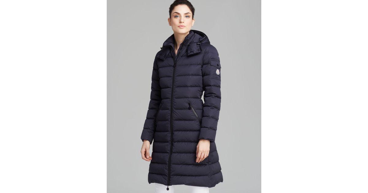 moncler mokamat midlength down coat