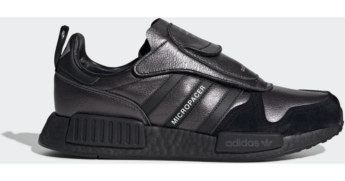 c4e478b0af3c4 adidas Originals X Tfl Micropacerxr1 Shoes in Black - Lyst