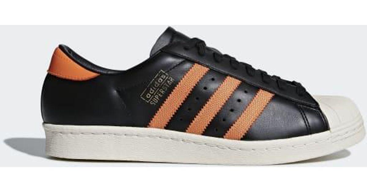 d45beffc396a13 Lyst - adidas Superstar Og Shoes in Black for Men
