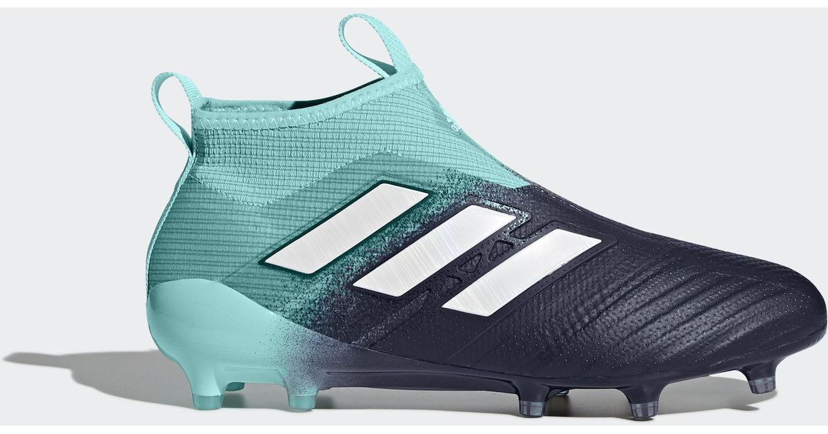 new style c78c9 eb774 Lyst - Adidas Ace 17+ Purecontrol Firm Ground Cleats in Gree