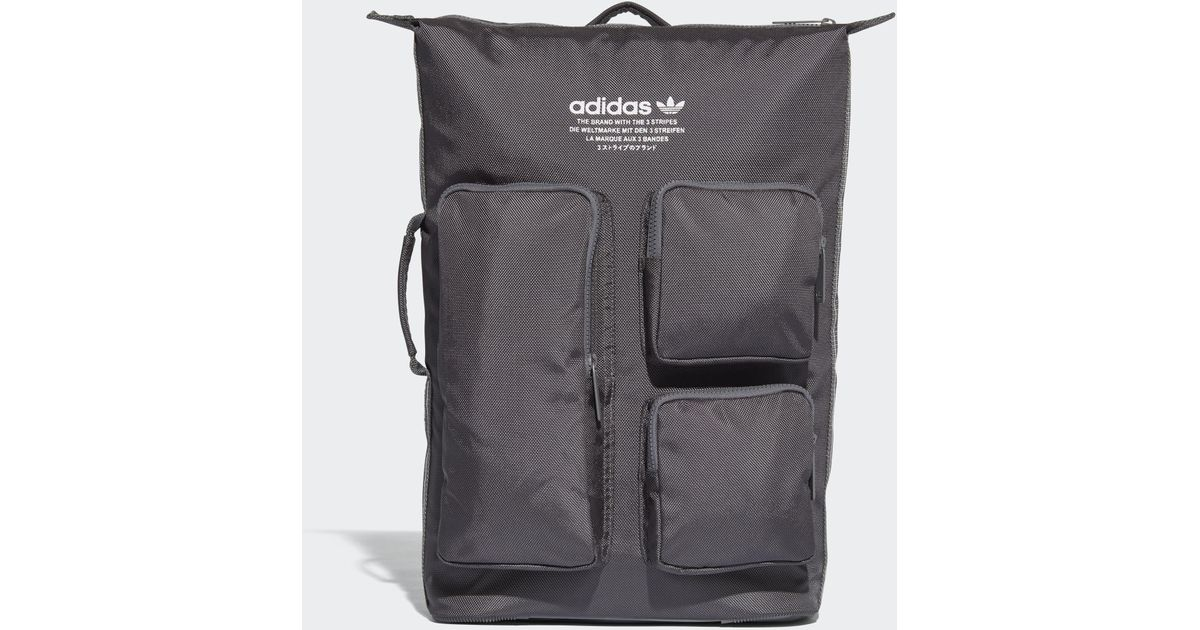 6c83abf791d0 adidas Nmd Day Backpack in Black for Men - Lyst
