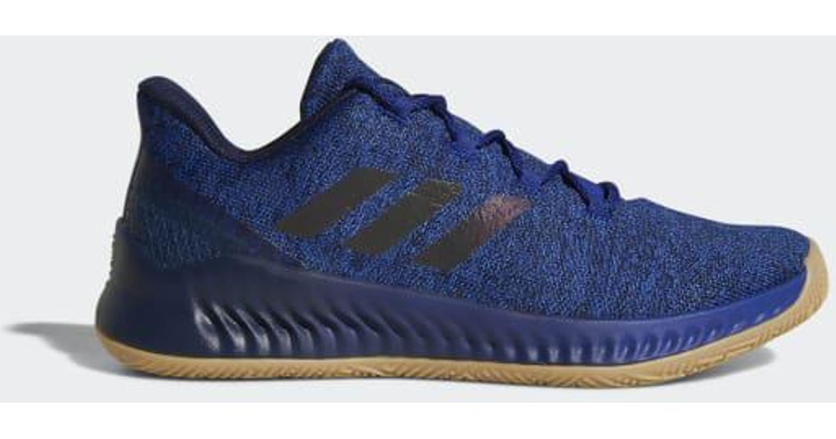 new style 39025 d1337 Lyst - adidas Harden Be X Shoes in Blue for Men
