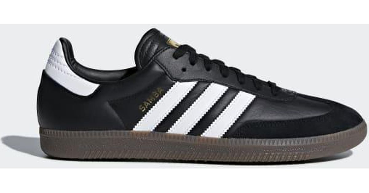 1f0426686d1 Lyst - adidas World Cup Samba Fb Shoes in Black for Men