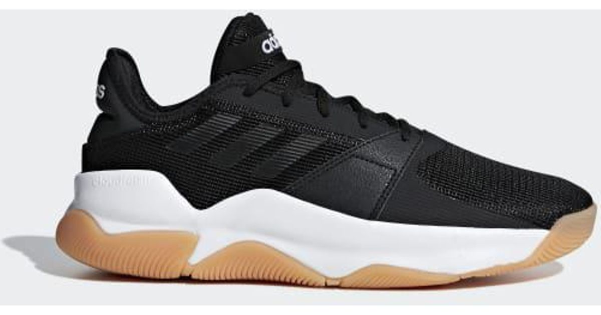 Lyst - adidas Streetflow Shoes in Black 0abfccf33