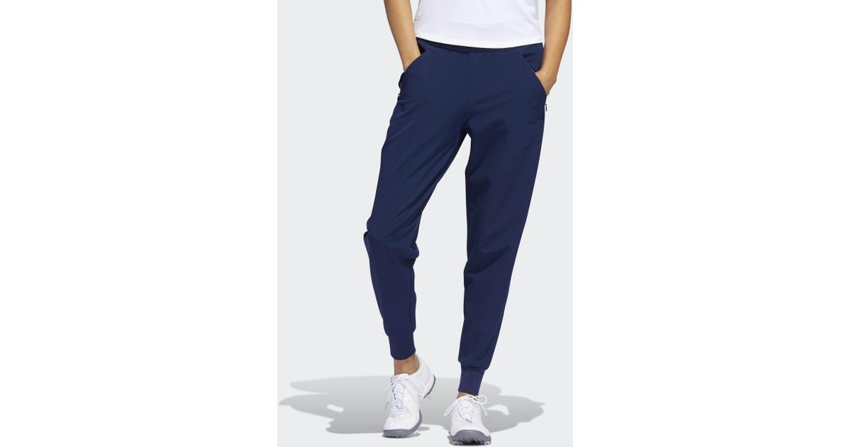 9395cf5dd4a adidas Beyond18 Jogger Pants in Blue - Lyst