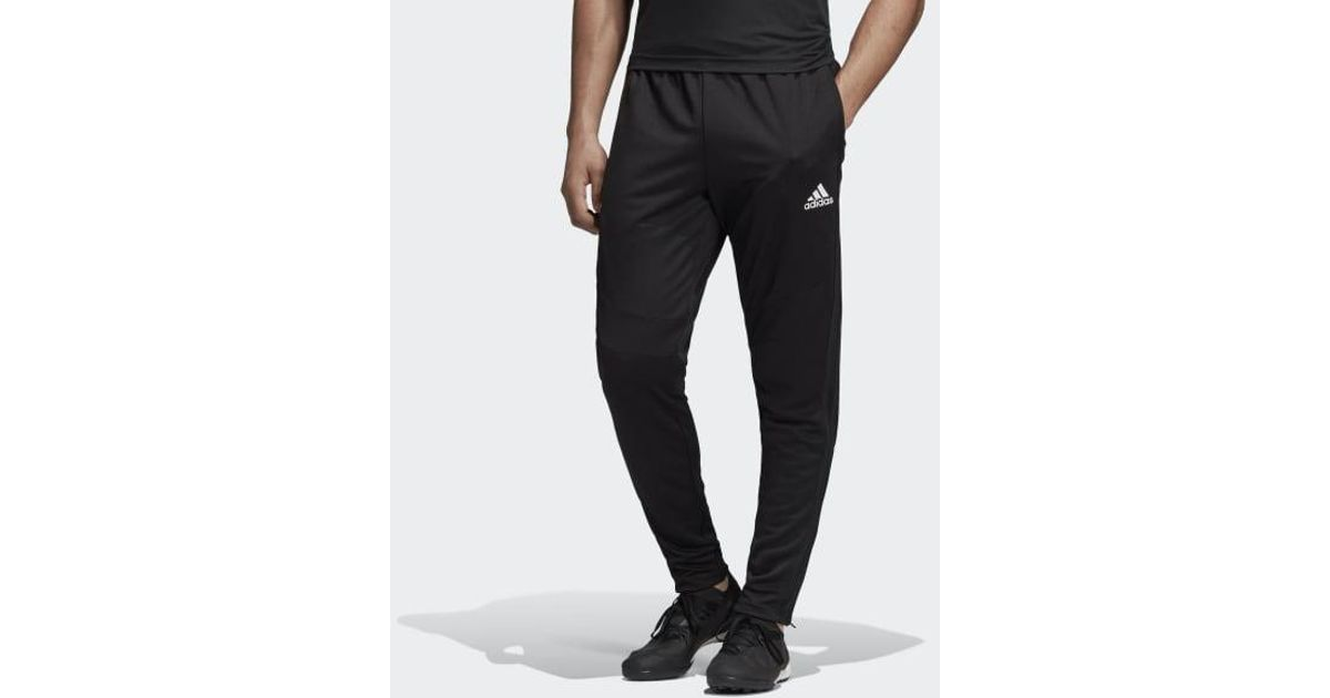 73823fd7c adidas Tan Training Tracksuit Bottoms in Black for Men - Lyst
