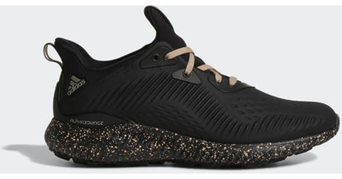 252b55f757d2 Lyst - adidas Alphabounce 1 Shoes in Black