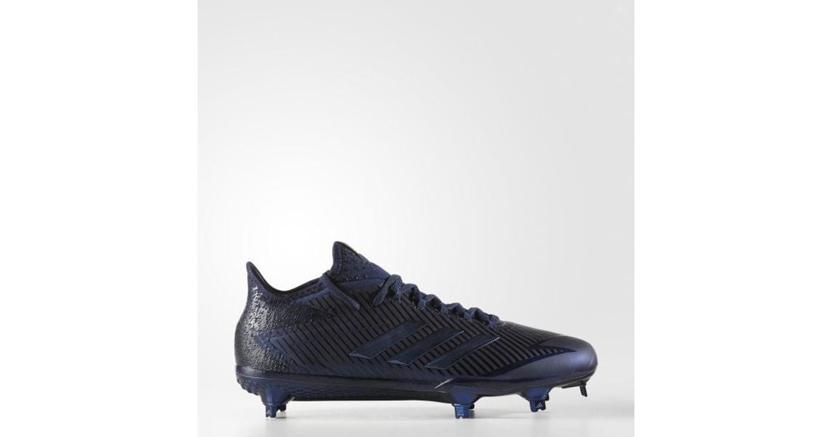 9e7f8c881325 Lyst - adidas Adizero Afterburner 4 Cleats in Blue for Men
