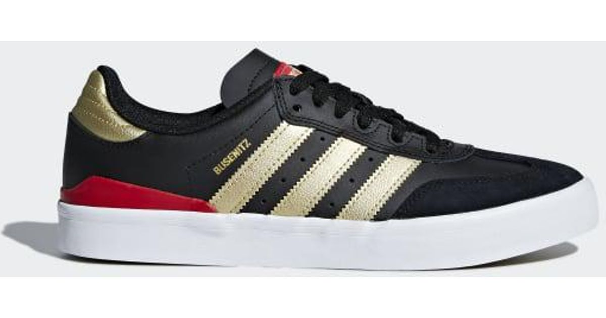 b337bb1b980e Lyst - Adidas Busenitz Vulc Rx Shoes in Black for Men