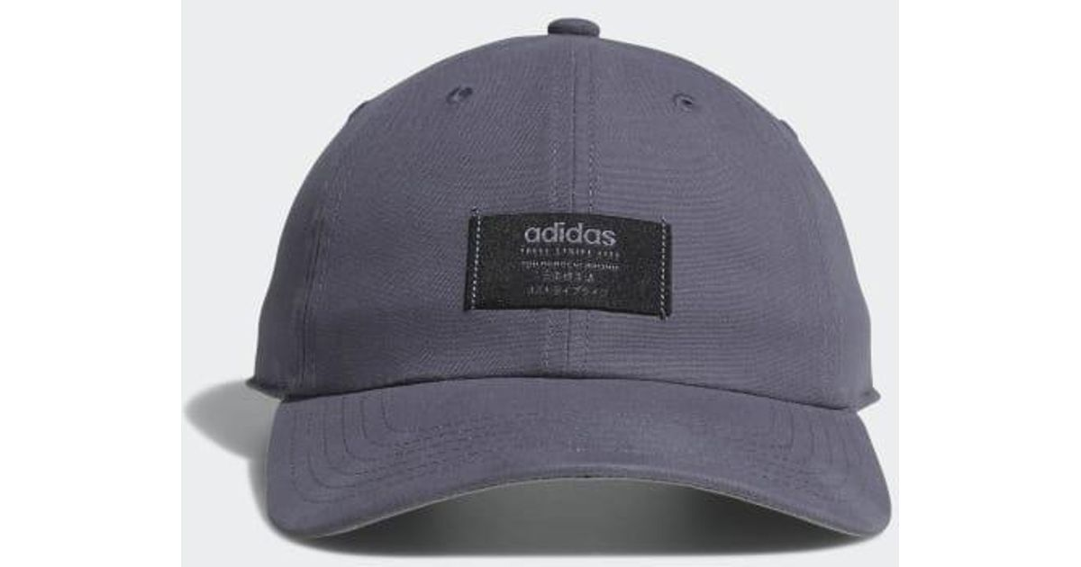 Lyst - adidas Impulse Hat in Blue for Men 6f69bc8f053