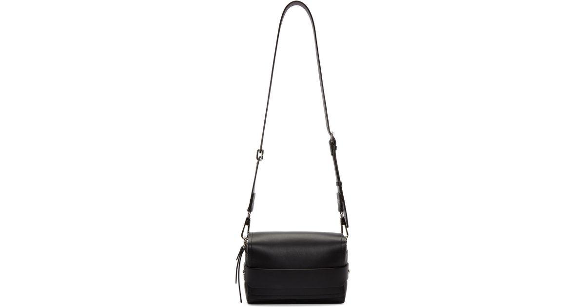 3a4c20f99 ... 3 1 phillip lim black small bianca shoulder bag in lyst ...
