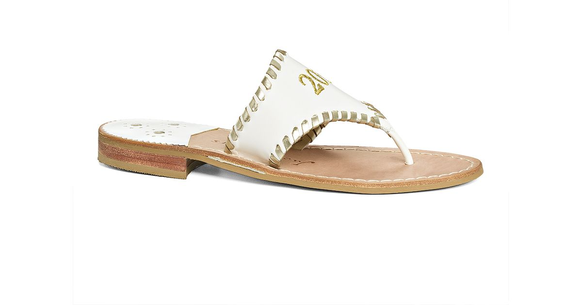 Jack rogers Exclusive 2016 Sandal in White