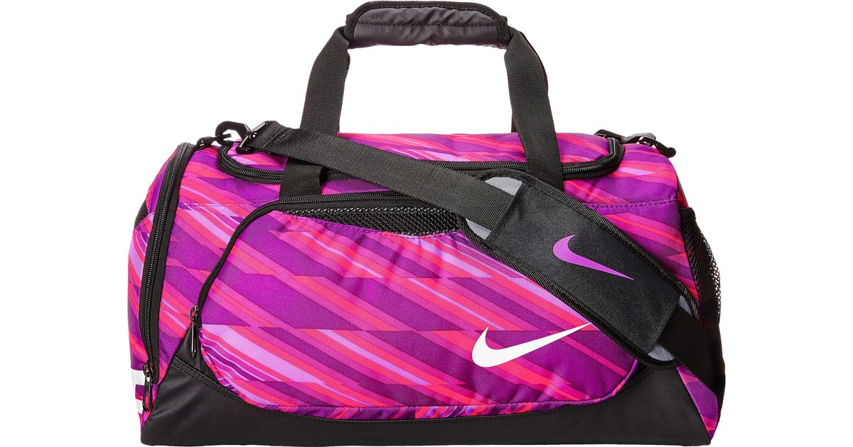 52787adedb69 Top Lyst - Nike Young Athletes Team Training Small Duffel in Purple WB37