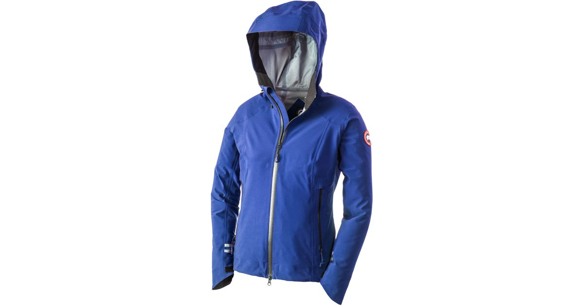 Canada Goose kids online price - Canada goose Canyon Shell Jacket in Blue (Pacific Blue/Mid Grey ...