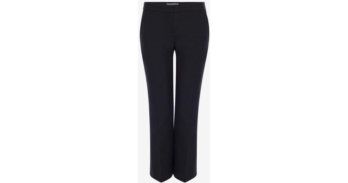 Kickback trousers - Black Alexander McQueen 5VYrDuT