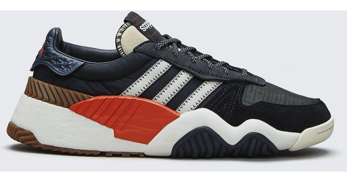 promo code 403de df207 Lyst - Alexander Wang Adidas Originals By Run Mid Shoes in G