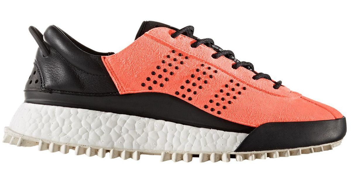 sale retailer f719e d31f2 Alexander Wang Adidas Originals By Aw Hike Lo Shoes in Orange - Lyst