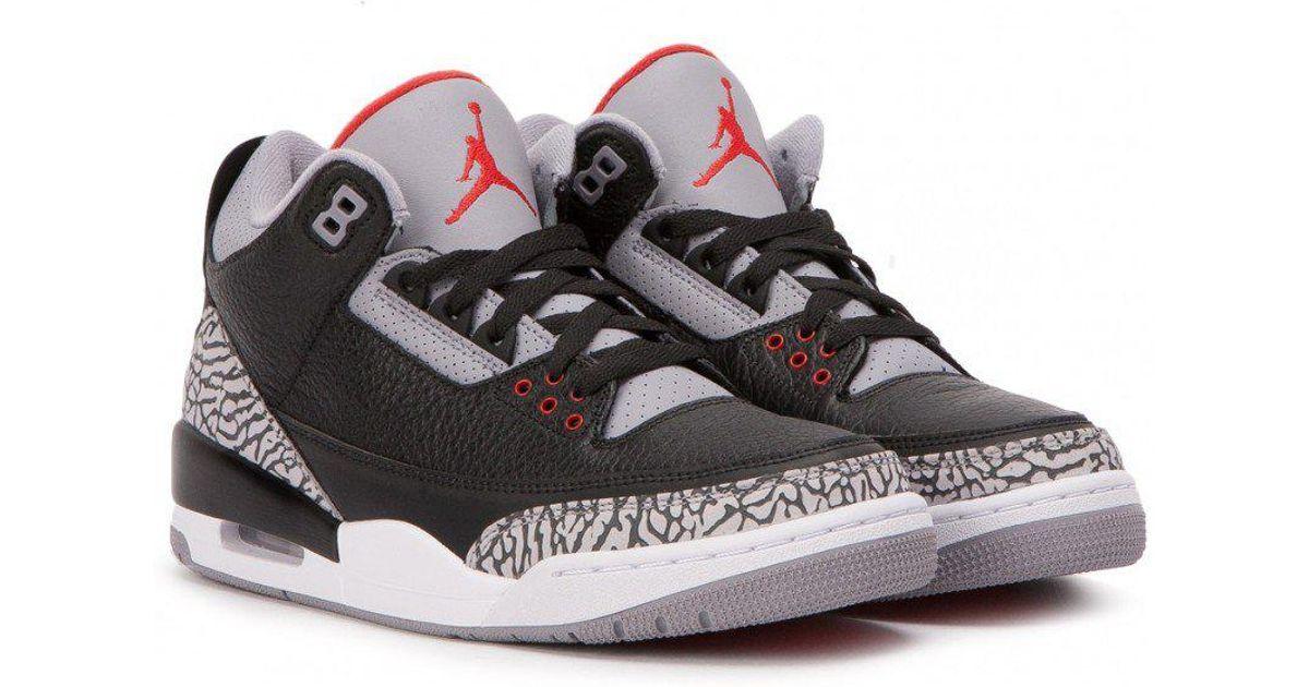05829e3c3e722 Lyst - Nike Air 3 Retro Sneakers in Black for Men - Save 79%