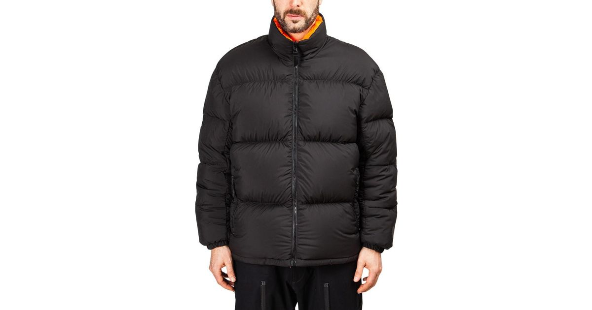 ca4a1c1e36 Nike Nikelab Nrg Reversible Puffer Jacket in Black for Men - Lyst