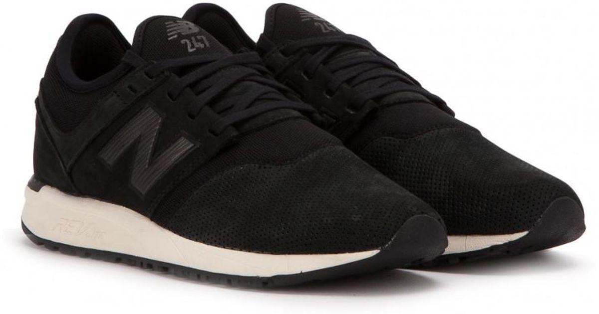 new balance wrl247 black