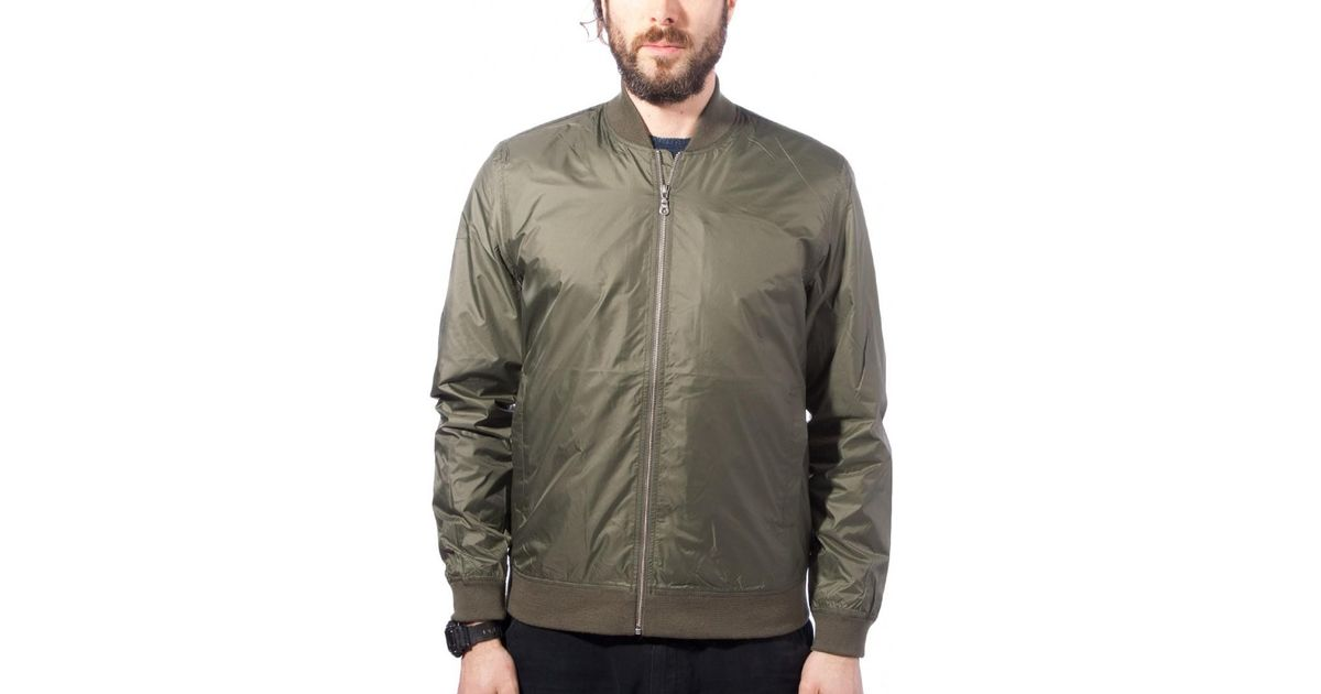 a0cd2bd3b Norse Projects - Green Ryan Light Ripstop Jacket for Men - Lyst