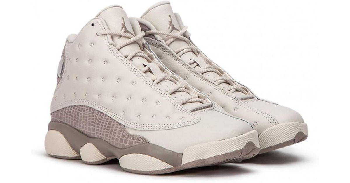 official photos 29095 aa515 Nike - Natural Wmns Air Jordan 13 Retro for Men - Lyst