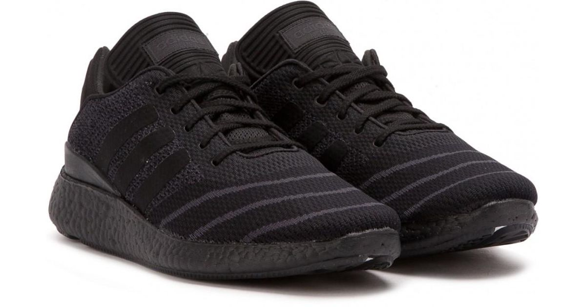 purchase cheap c2963 18124 Lyst - adidas Originals Adidas Busenitz Pure Boost Pk in Black for Men